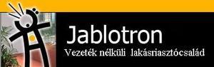 Jablotron vezeték nélküli (rádiós) lakásriasztók