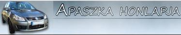 Apaszka Suzukis oldala