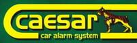 CAESAR autóriasztó indításgátló