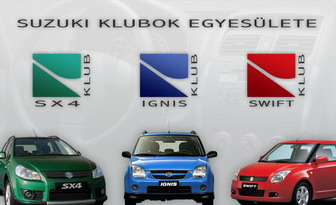 Suzuki SKlubok Egyes�lete